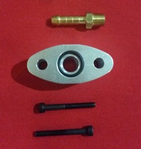 Boost adaptor for Holden Colorado and Ford Ranger