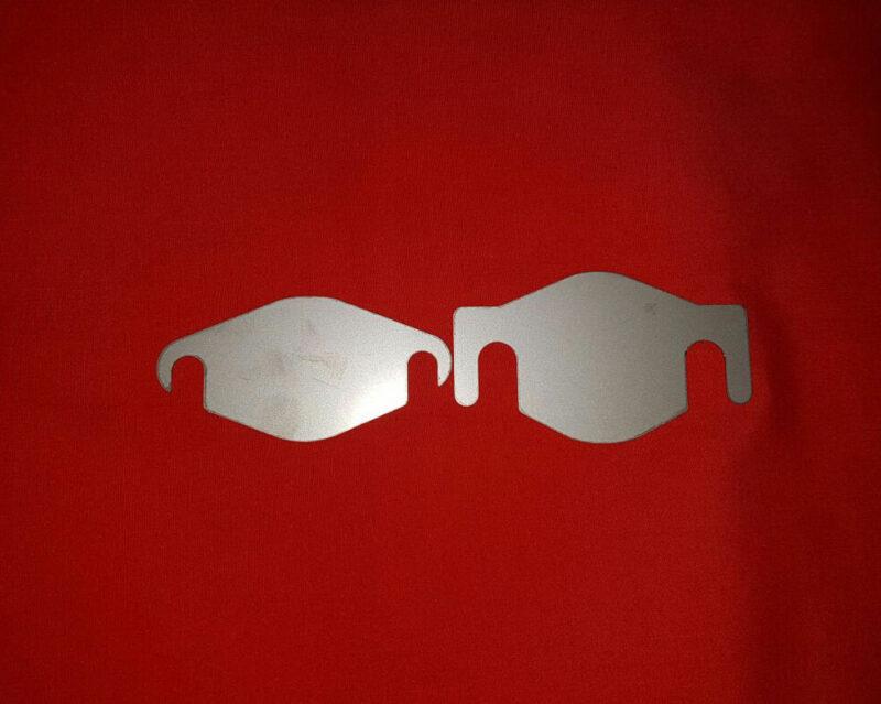 Nissan Patrol CRD and Di EGR Blocking Plate