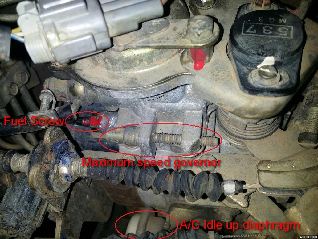 Basic HOW TO - Mechanical Diesel Engine Tuning Guide