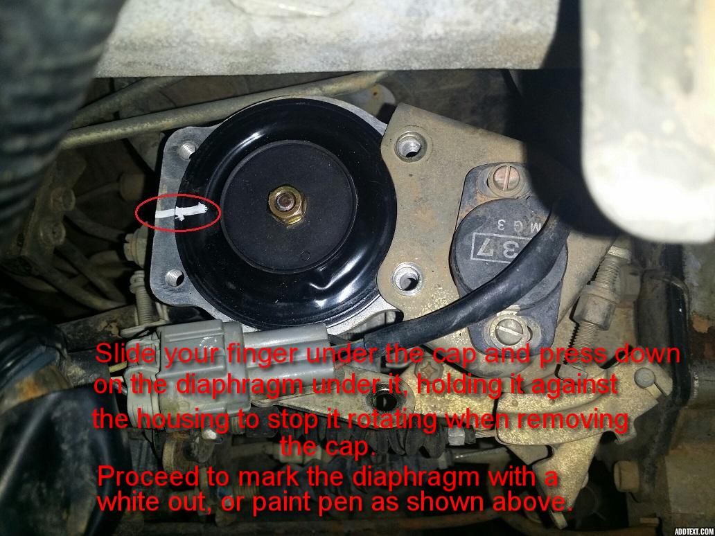Nissan Patrol TD42 TDi Injector Pump Tuning guide 5