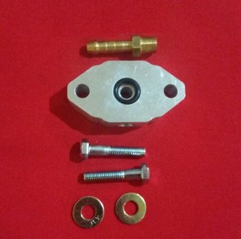 Boost adaptor for Nissan Patrol ZD30