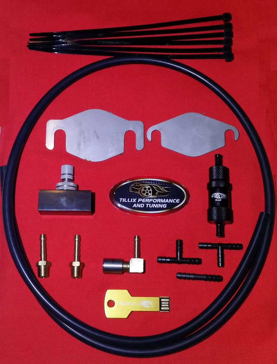 Boost control kit to suit Nissan Patrol ZD30 Di & CRD