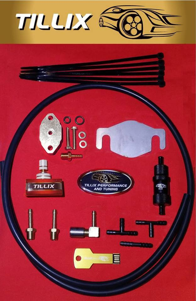 Boost control kit to suit Nissan Patrol ZD30 Di & CRD Including boost  pickup adaptor