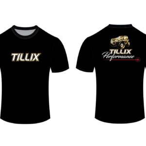 Tillix Performance Cotton Tee Shirt